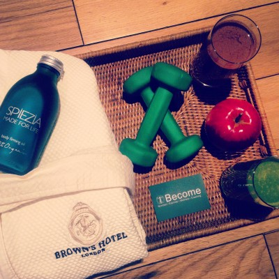 Power Hour - Spa offer 1 square
