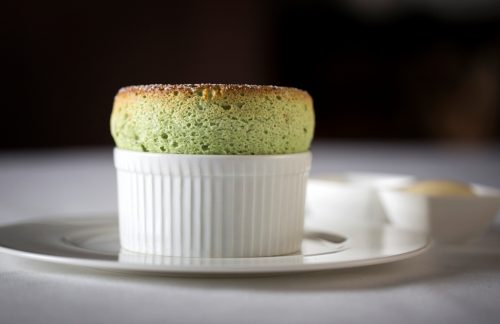 The Game Bird - Pistachio Souffle 1