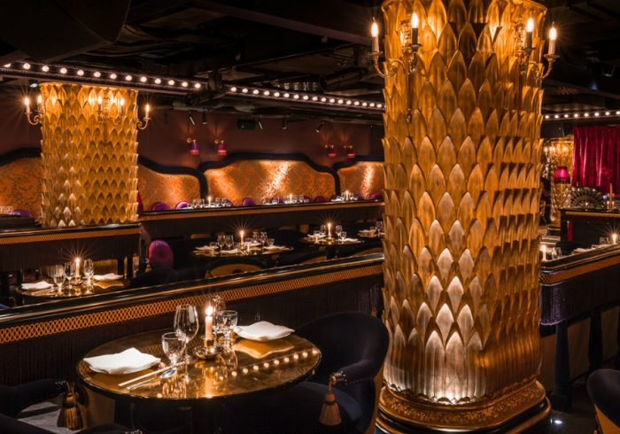 park chinois london