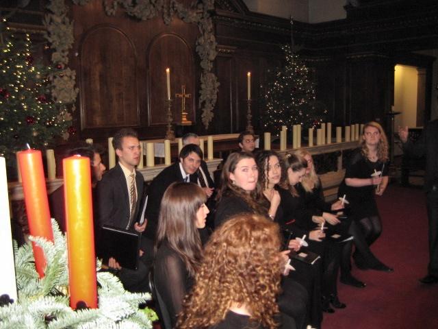 Christmas Carol Concert 2014