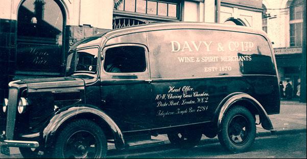 Davy's tasting event